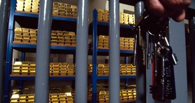 London có hầm cất trữ vàng 6.000 tấn