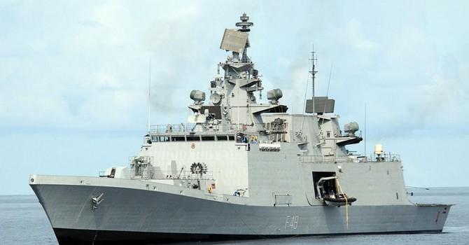 Ấn Độ triển khai tàu chiến tại Biển Đông
