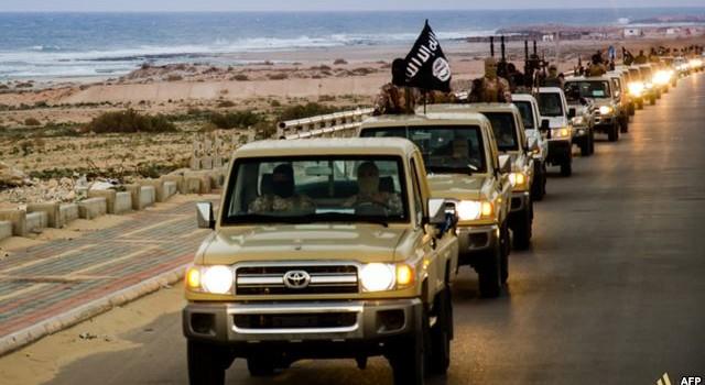 Mỹ chế tài những nhóm liên kết với Nhà nước Hồi giáo