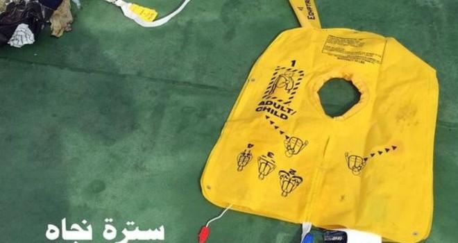 Công bố các mảnh vỡ của chiếc phi cơ Ai Cập