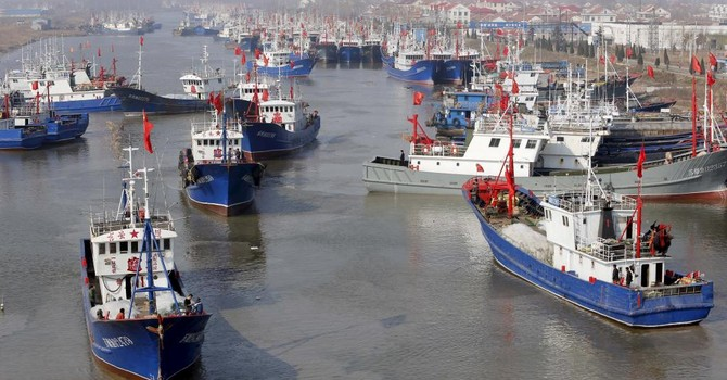 """Chính sách """"ngư-dân quân"""" của Trung Quốc"""