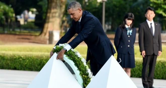 Ông Obama có chuyến thăm lịch sử tới Hiroshima
