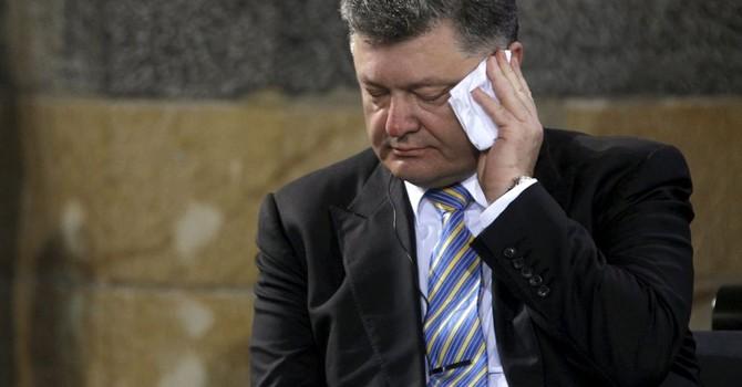 Tổng thống Poroshenko cản trở việc điều tra bê bối Panama