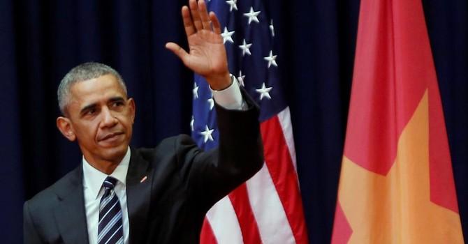Bốn lý do khiến ông Obama bỏ cấm vận vũ khí Việt Nam