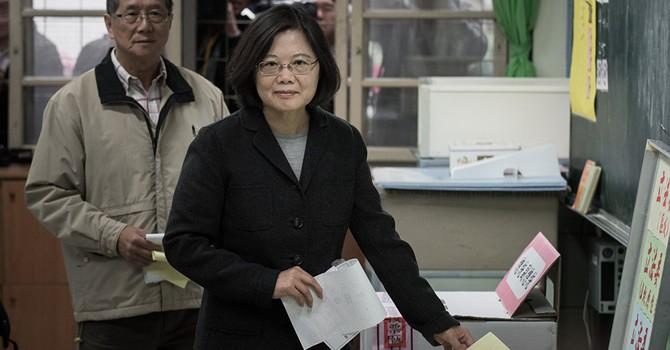 Tân Tổng thống Đài Loan muốn có hạm đội mới