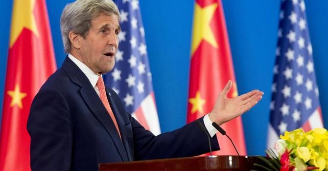 Ngoại trưởng Mỹ yêu cầu một giải pháp ngoại giao cho Biển Đông