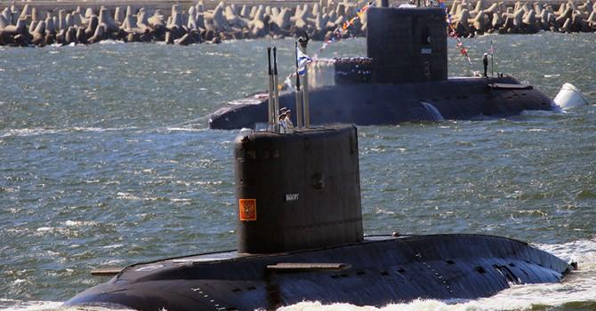 """Tin hạm đội Anh chặn tàu ngầm Nga """"thật kỳ quặc"""""""