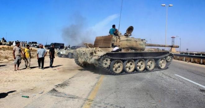 Quân Libya 'giành lại' cảng Sirte từ IS