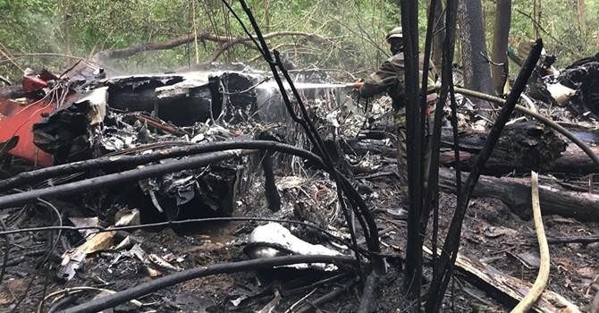 Nguyên nhân tai nạn Su-27 ở Moscow: Phi công bị đột quị