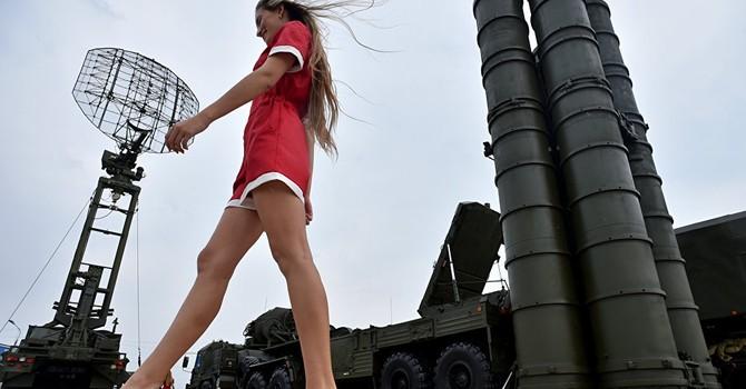 """Hệ thống tên lửa S-400 và S-500 sẽ trở thành """"tàng hình"""""""
