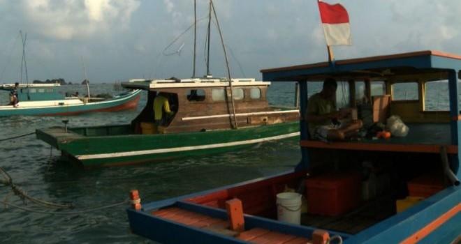Hải quân Indonesia 'cảnh cáo tàu cá Trung Quốc'