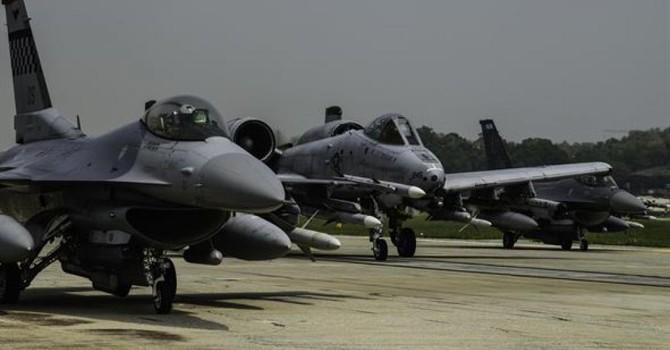 IS đe dọa tấn công hơn 70 căn cứ không quân của NATO