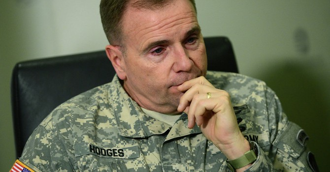Tướng Mỹ: Nga có thể chiếm vùng Baltic chỉ trong 36 giờ !