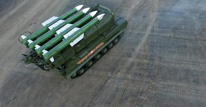 Nga thử nghiệm thành công tổ hợp Buk-M3 mới