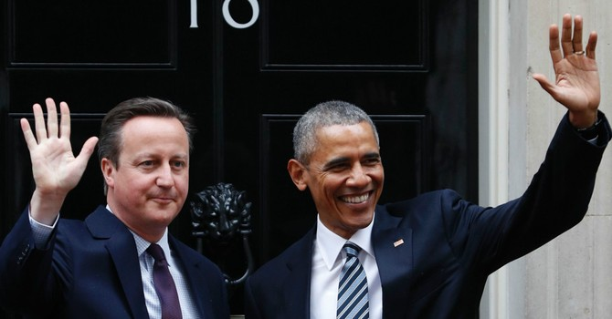 """Anh Quốc """"làm ngược lại"""" lời khuyên của Tổng thống Mỹ"""