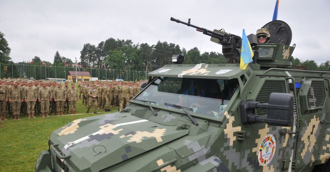 Kiev còn xa vời với vị thế thành viên NATO