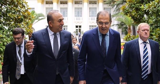Ngoại trưởng Thổ Nhĩ Kỳ gặp ông Lavrov để làm lành với Nga?