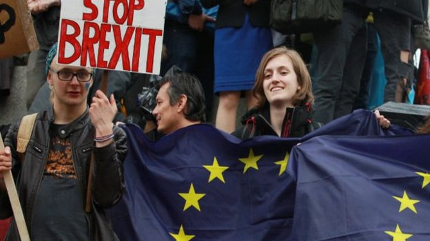 Brexit: Kẻ khóc, người cười
