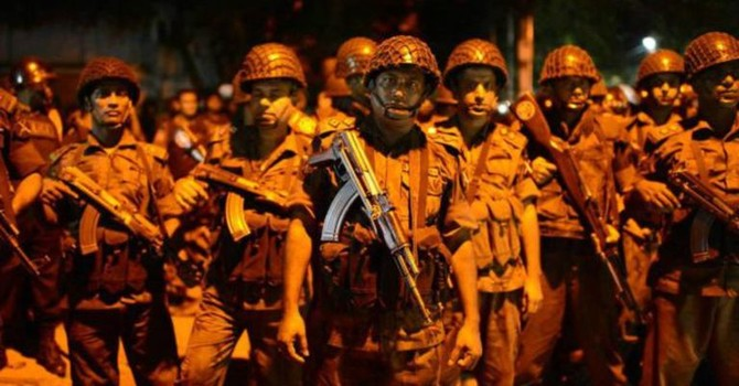 Quân đội Bangladesh đột kích quán ăn cứu con tin ở Dhaka