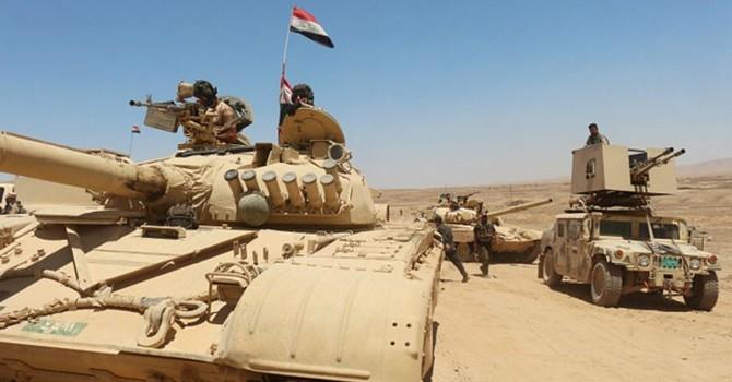 Iraq: hai thủ lĩnh cao cấp IS bị diệt
