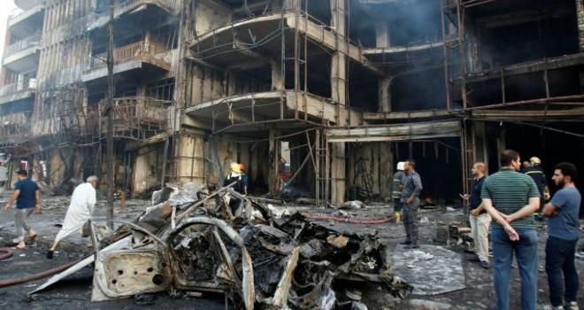 Iraq: 165 người tử vong vì bị đánh bom