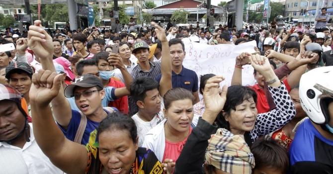 Nhà hoạt động Kem Ley bị bắn chết ở thủ đô Phnom Penh