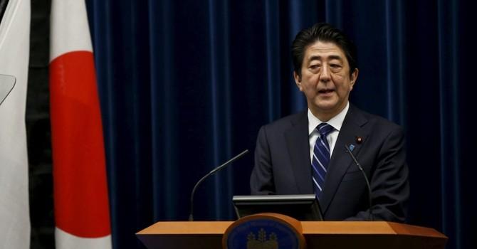 Thủ tướng Nhật Bản ám chỉ về khả năng thay đổi hiến pháp hòa bình