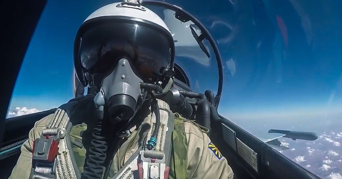 Nga chế tạo máy bay ném bom dành cho đòn tấn công hạt nhân từ không gian