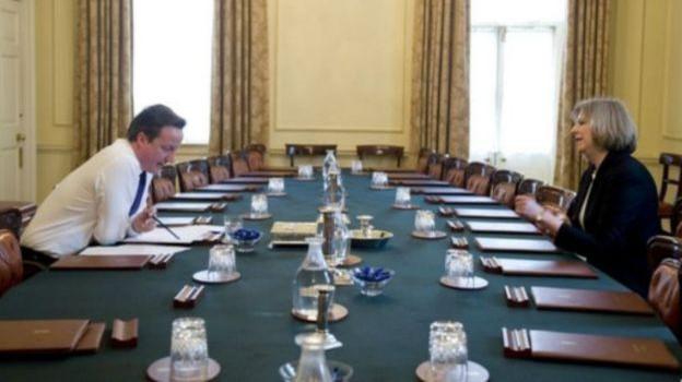 Bà Theresa May nhậm chức Thủ tướng Anh