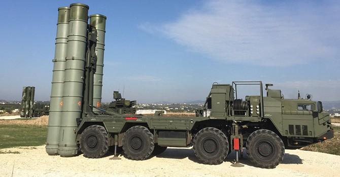Nga sẽ trang bị các hệ thống tên lửa S-400 cho Crimea trong tháng Tám