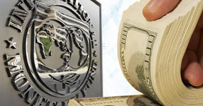 IMF: 'Xù nợ' Nga, Ukraine khó vay thêm được tiền