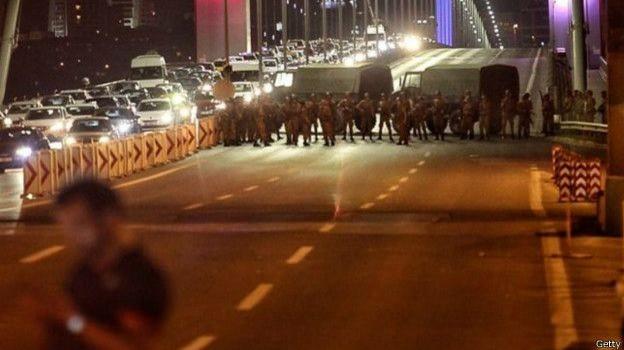 Lính Thổ Nhĩ Kỳ tuyên bố 'chiếm đất nước'