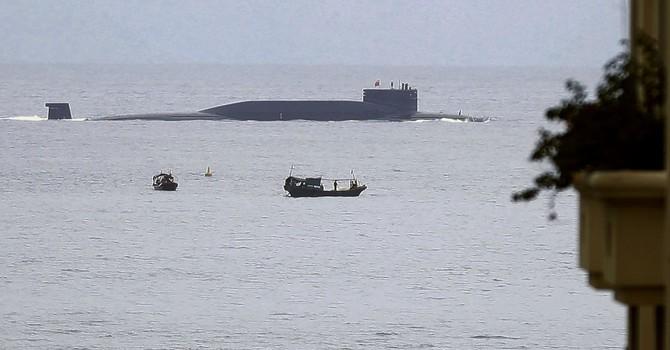 Trung Quốc triển khai tàu ngầm hạt nhân mới với mục đích gì?