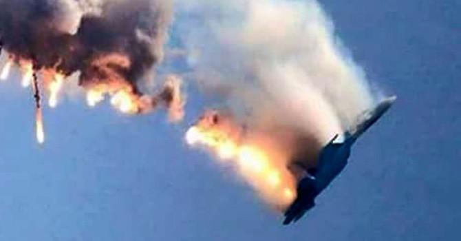 Thổ Nhĩ Kỳ bắt giam các phi công bắn hạ máy bay Su-24 của Nga