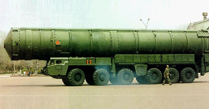 Tên lửa DF-41 có phải là món quà cho Bắc Kinh đến từ Kiev?
