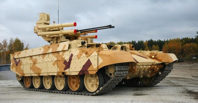 """""""Terminator"""" của Nga sẽ là 'kỷ nguyên mới' cho xe tăng"""
