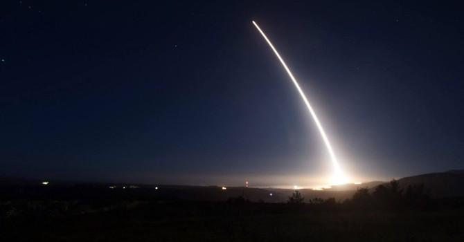 """Tên lửa đạn đạo mới của Mỹ lạc hậu 10 năm so với """"Sarmat"""" của Nga"""
