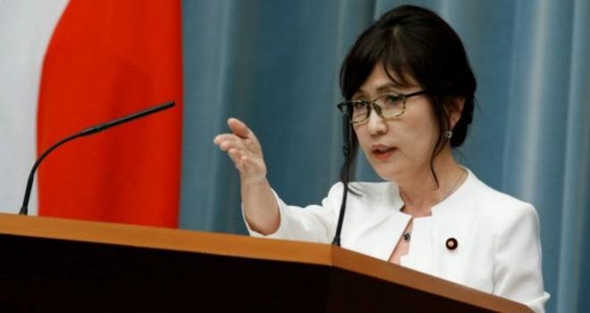 Nhật Bản có tân nữ Bộ trưởng Quốc phòng 'diều hâu'