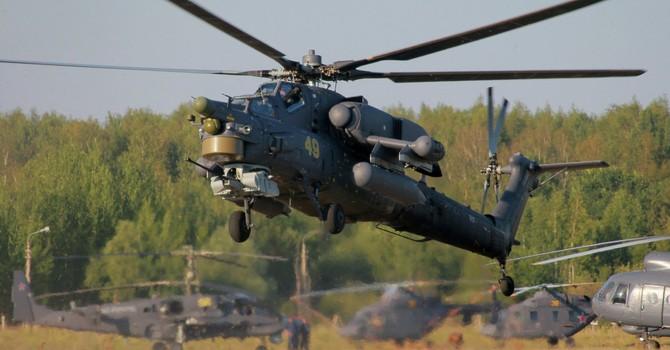 """Không quân Nga """"ồ ạt"""" đối mới trang bị chiến đấu"""