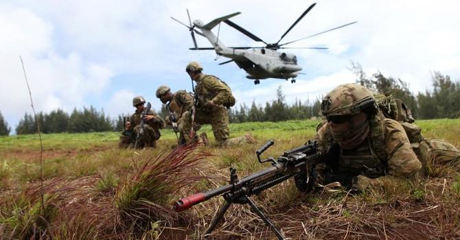Úc muốn theo dõi tập trận Nga - Trung ở Biển Đông