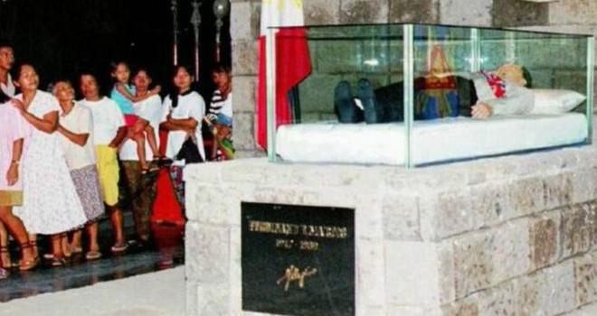 Cựu Tổng thống Philippines được phép chôn cất