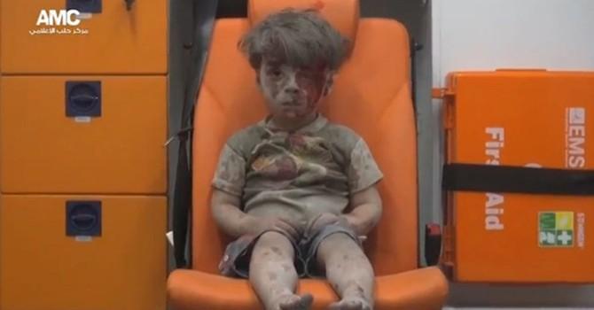 """""""Báo chí Phương Tây vô liêm sỉ trước thảm kịch của trẻ em Aleppo"""""""