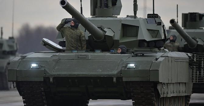 """Ngắm chiếc xe tăng Pl-01 """"Anders"""", sát thủ của Armata?"""