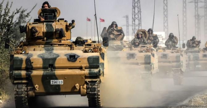 Ông Putin không thỏa thuận với Thổ Nhĩ Kỳ về hoạt động quân sự ở Syria