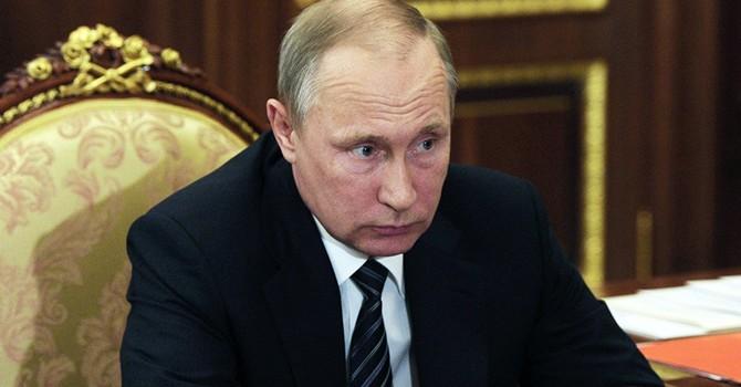Ông Putin sa thải cùng lúc tám tướng lĩnh Nga