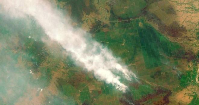 Đông Nam Á lại chìm trong khói mù