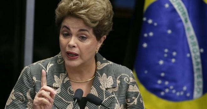 Tổng thống Brazil tự bào chữa trước Thượng viện
