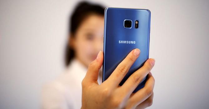 Samsung sẽ thay thế miễn phí tất cả Galaxy Note 7 bằng điện thoại thông minh mới