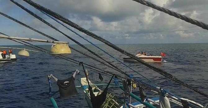 Manila phát hiện nhiều tàu Trung Quốc trong vùng tranh chấp ở Biển Đông