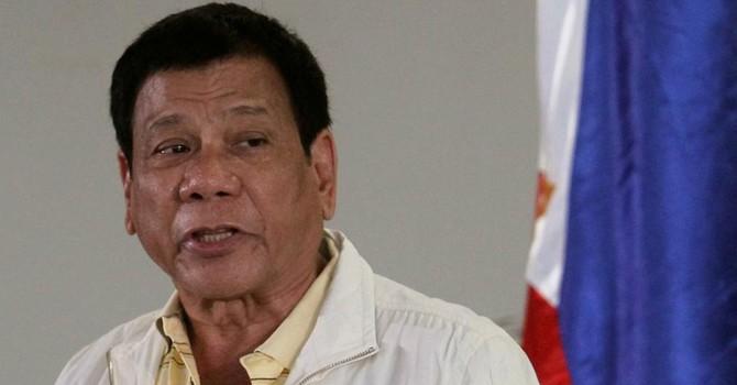 Tổng thống Philippines Duterte nặng lời với ông Obama